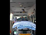 チェリーサポート福祉タクシー車両写真[ストレッチャー・車イス4]