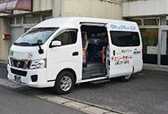 チェリーサポート福祉タクシー車両写真1