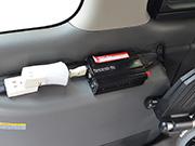 チェリーサポート福祉タクシー車両装備写真1