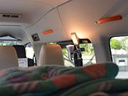 チェリーサポート福祉タクシー車両装備写真2