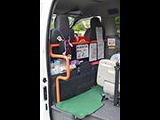 チェリーサポート福祉タクシー車両装備写真4