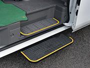 チェリーサポート福祉タクシー車両装備写真5